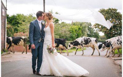 Cheshire Farm Wedding