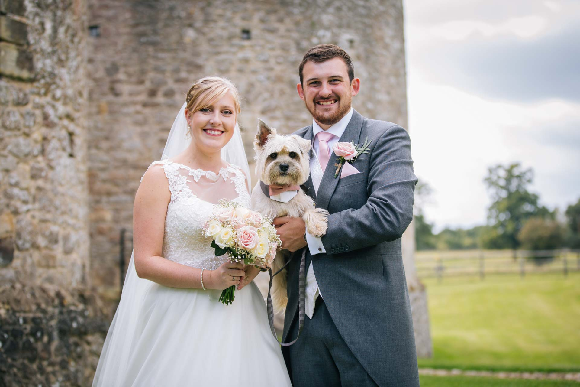 Sophie & Jack's Summer Wedding in Kent - Joanna Eardley Photography