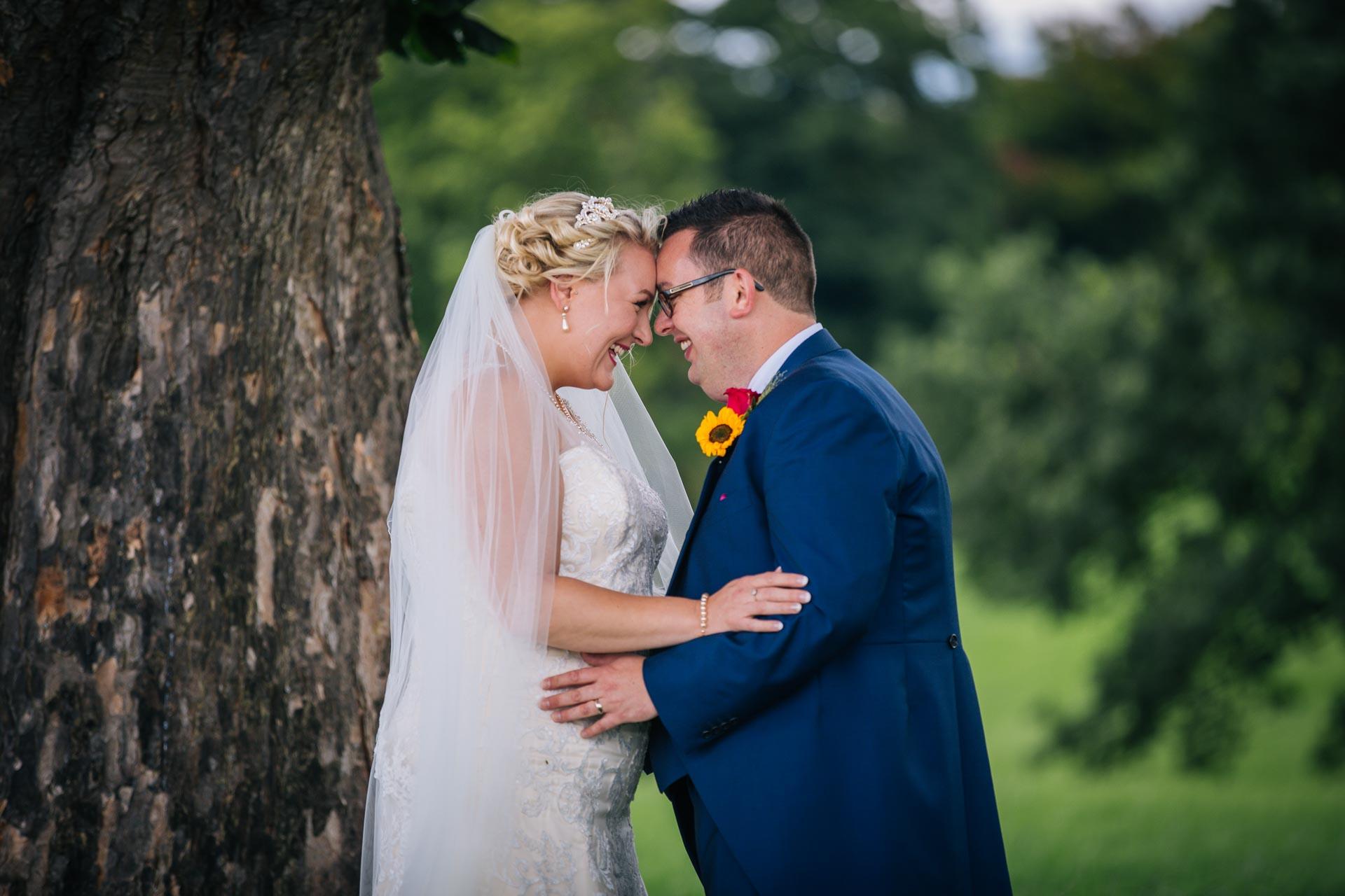 Zoe & Ian's Wedding Marquee Wedding, Cheshire