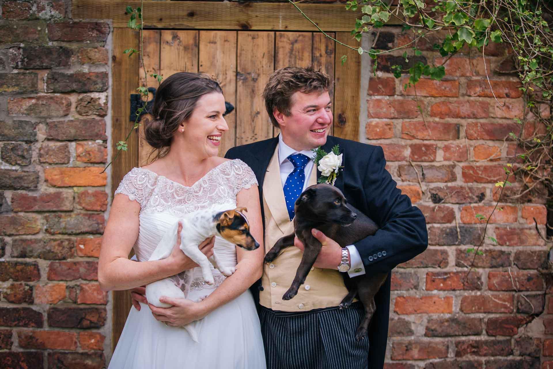 Richard & Caroline's Wedding Country Marquee Wedding, Cheshire