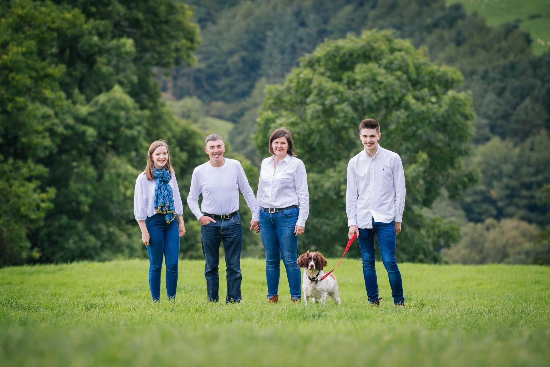 Cheshire family portraits, macclesfield.