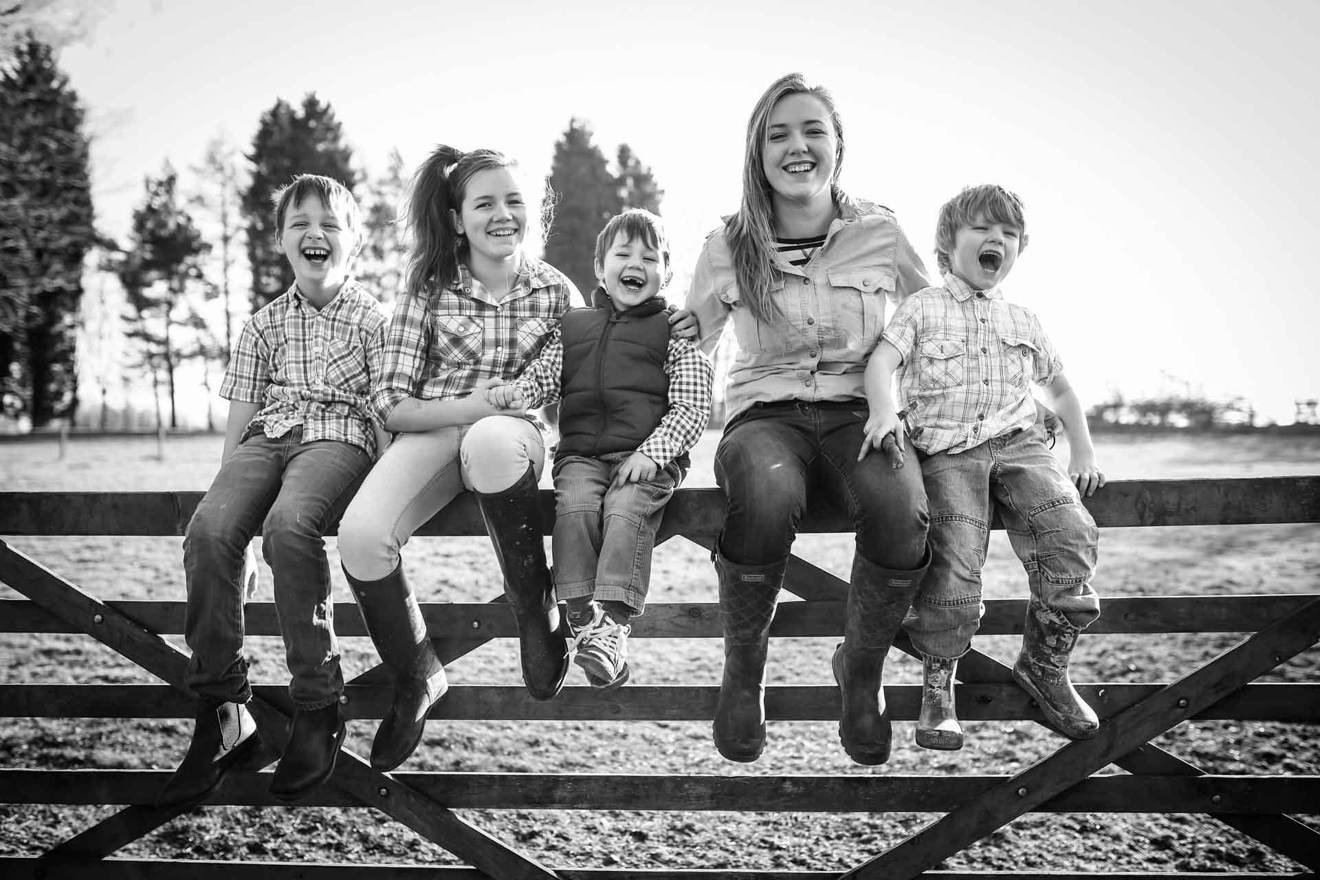 Joanna Eardley Portrait Photography - Fun Family Portraits Macclesfield