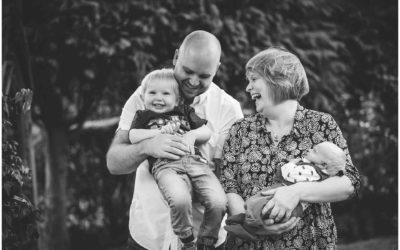 A Family Portrait Shoot