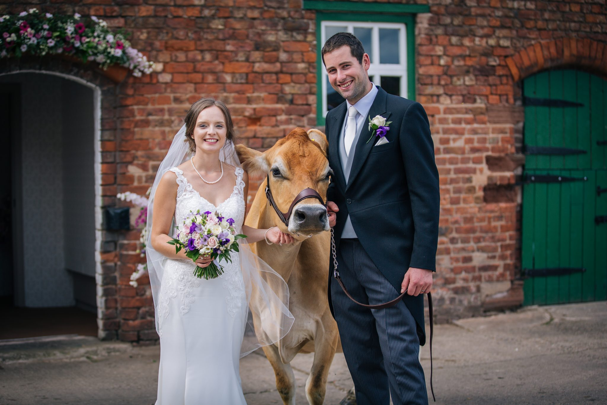 Joanna Eardley Farm Wedding photographer