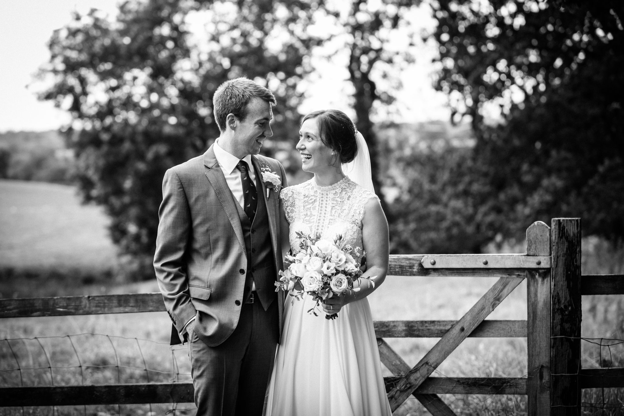 Country wedding photographer Joanna Eardley