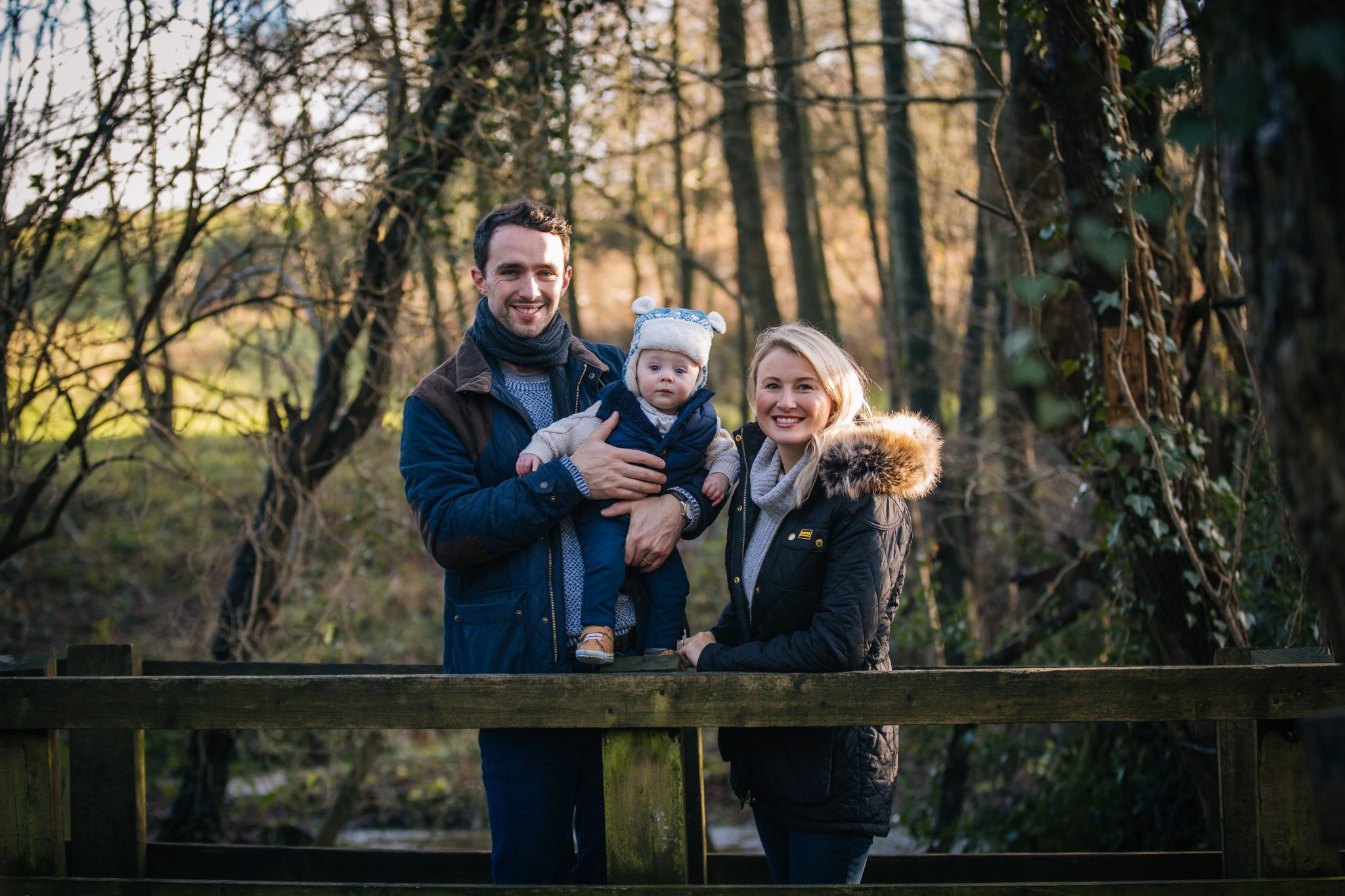 Outdoor family portraits Cheshire - Joanna Eardley Photography